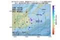 地震震源マップ:2017年07月13日 11時09分 国後島付近 M2.6