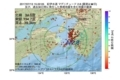 地震震源マップ:2017年07月13日 15時22分 紀伊水道 M2.8