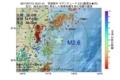 地震震源マップ:2017年07月13日 16時21分 茨城県沖 M2.6