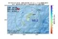 地震震源マップ:2017年07月13日 21時35分 奄美大島近海 M5.2