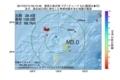 地震震源マップ:2017年07月14日 03時15分 奄美大島近海 M3.0