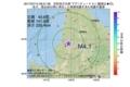地震震源マップ:2017年07月14日 08時31分 空知地方北部 M4.1