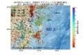 地震震源マップ:2017年07月14日 11時46分 茨城県沖 M2.3