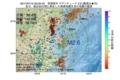 地震震源マップ:2017年07月15日 00時05分 茨城県沖 M2.6