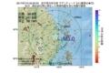 地震震源マップ:2017年07月15日 02時20分 岩手県沿岸北部 M3.0