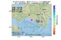 地震震源マップ:2017年07月15日 07時58分 浦河沖 M2.5