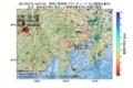 地震震源マップ:2017年07月15日 18時47分 神奈川県西部 M2.5