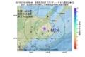 地震震源マップ:2017年07月15日 19時29分 根室地方北部 M2.6