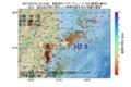 地震震源マップ:2017年07月16日 12時14分 福島県沖 M2.9
