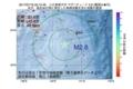 地震震源マップ:2017年07月16日 22時12分 八丈島東方沖 M2.6