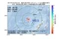 地震震源マップ:2017年07月16日 23時51分 奄美大島北西沖 M3.5