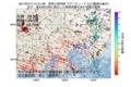 地震震源マップ:2017年07月17日 01時51分 神奈川県西部 M2.5