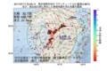 地震震源マップ:2017年07月17日 03時09分 熊本県熊本地方 M2.5