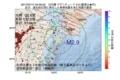 地震震源マップ:2017年07月17日 04時00分 日向灘 M2.9