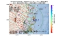 地震震源マップ:2017年07月17日 04時23分 岩手県沖 M3.1