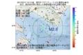 地震震源マップ:2017年07月17日 15時17分 浦河沖 M2.9
