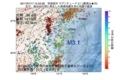 地震震源マップ:2017年07月17日 15時53分 茨城県沖 M3.1
