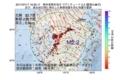 地震震源マップ:2017年07月17日 16時30分 熊本県熊本地方 M2.2