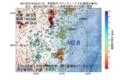 地震震源マップ:2017年07月18日 05時51分 茨城県沖 M2.8