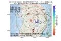 地震震源マップ:2017年07月18日 10時56分 秋田県内陸南部 M2.1
