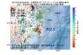 地震震源マップ:2017年07月19日 03時49分 千葉県東方沖 M2.9