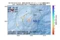 地震震源マップ:2017年07月19日 04時15分 奄美大島近海 M3.7