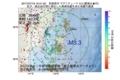 地震震源マップ:2017年07月19日 10時41分 宮城県沖 M3.3