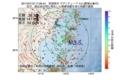 地震震源マップ:2017年07月19日 17時26分 宮城県沖 M3.5