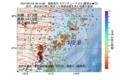 地震震源マップ:2017年07月19日 18時14分 福島県沖 M2.5