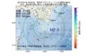 地震震源マップ:2017年07月19日 18時50分 浦河沖 M2.5