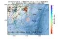 地震震源マップ:2017年07月19日 19時36分 千葉県東方沖 M2.7