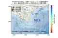 地震震源マップ:2017年07月19日 21時56分 十勝沖 M2.6