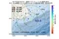 地震震源マップ:2017年07月20日 04時57分 釧路沖 M3.6