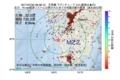 地震震源マップ:2017年07月20日 08時38分 天草灘 M2.2