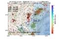 地震震源マップ:2017年07月20日 10時15分 茨城県北部 M4.0