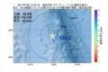 地震震源マップ:2017年07月20日 13時45分 鳥島近海 M4.6