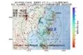 地震震源マップ:2017年07月20日 17時55分 宮城県沖 M2.8