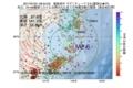 地震震源マップ:2017年07月21日 06時54分 福島県沖 M2.6