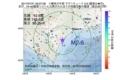 地震震源マップ:2017年07月21日 09時27分 十勝地方中部 M2.6