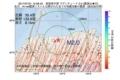 地震震源マップ:2017年07月21日 12時58分 鳥取県中部 M2.0