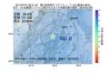 地震震源マップ:2017年07月21日 06時21分 種子島南東沖 M2.8