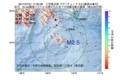 地震震源マップ:2017年07月21日 17時30分 三宅島近海 M2.5