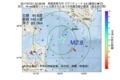 地震震源マップ:2017年07月21日 22時36分 青森県東方沖 M2.8