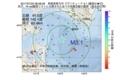 地震震源マップ:2017年07月22日 08時58分 青森県東方沖 M3.1