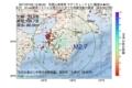 地震震源マップ:2017年07月22日 15時58分 和歌山県南部 M2.7