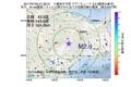 地震震源マップ:2017年07月23日 01時39分 十勝地方中部 M2.9