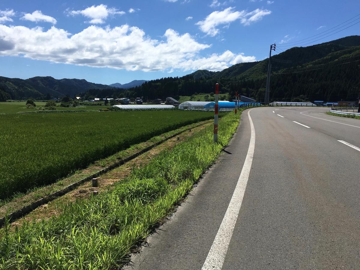 秋田県・県道60号 田沢湖湖畔線
