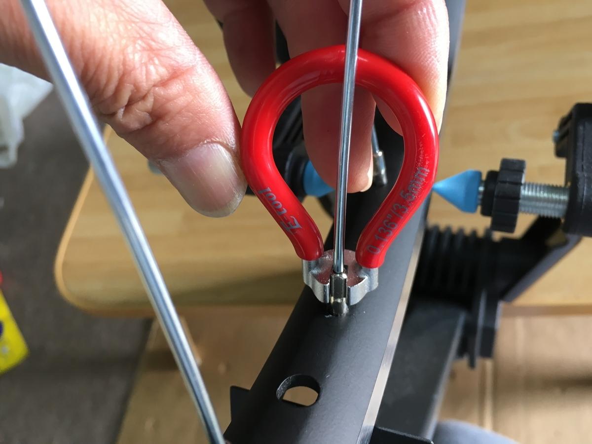 電動アシスト自転車PAS CITY-Xのホイールを手組みしてみる