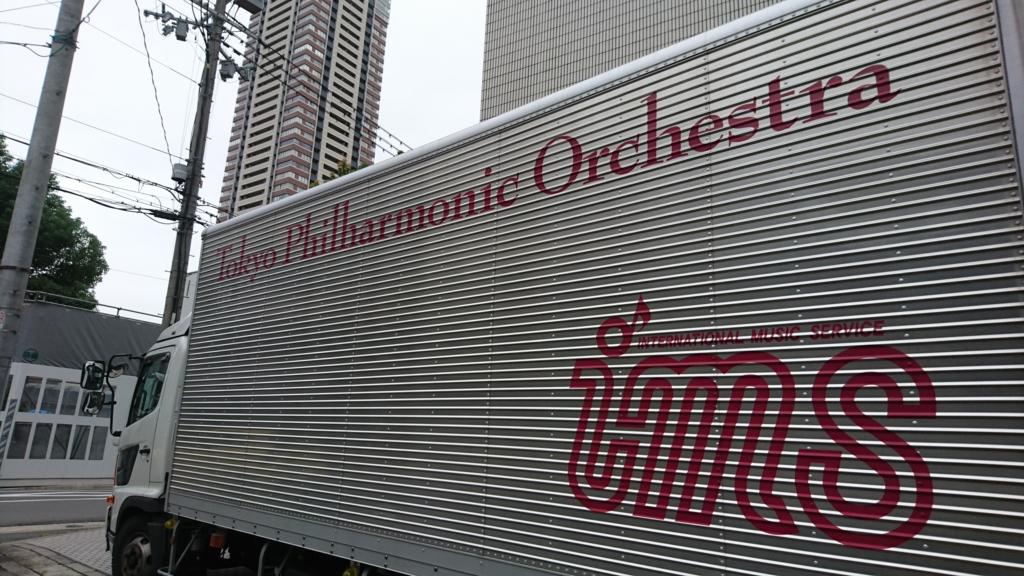 東京フィルハーモニー交響楽団のトラック