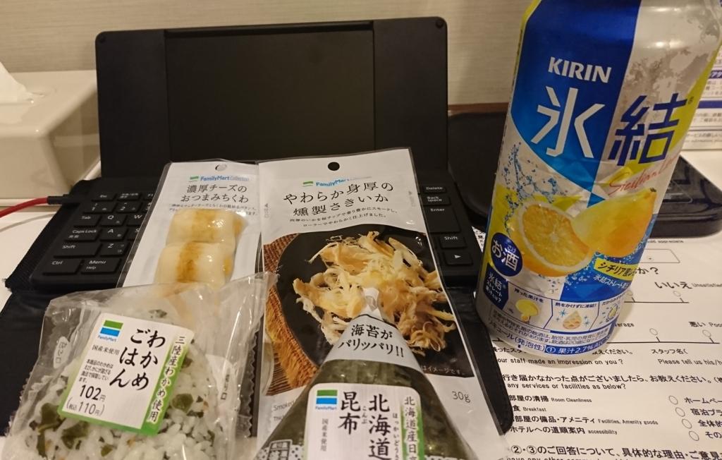 夕ご飯&つまみ&お酒
